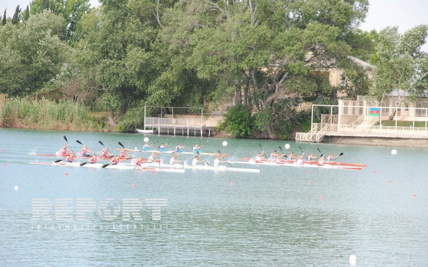 Azerbaijani rower directly reaches finals