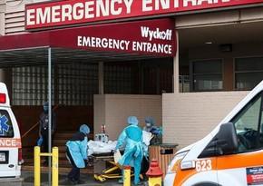 В США выявили более 130 тысяч случаев COVID-19 за сутки