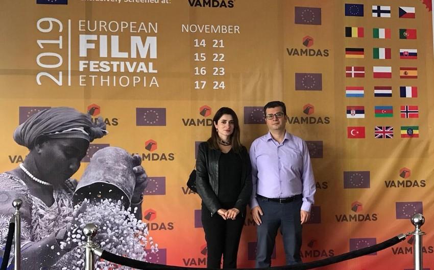 Efiopiyada keçirilən Avropa Film Festivalında Əli və Nino filmi nümayiş etdirilib