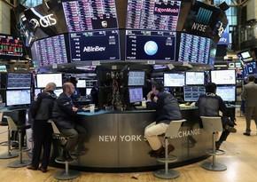 ABŞ-ın fond bazarı çöküb