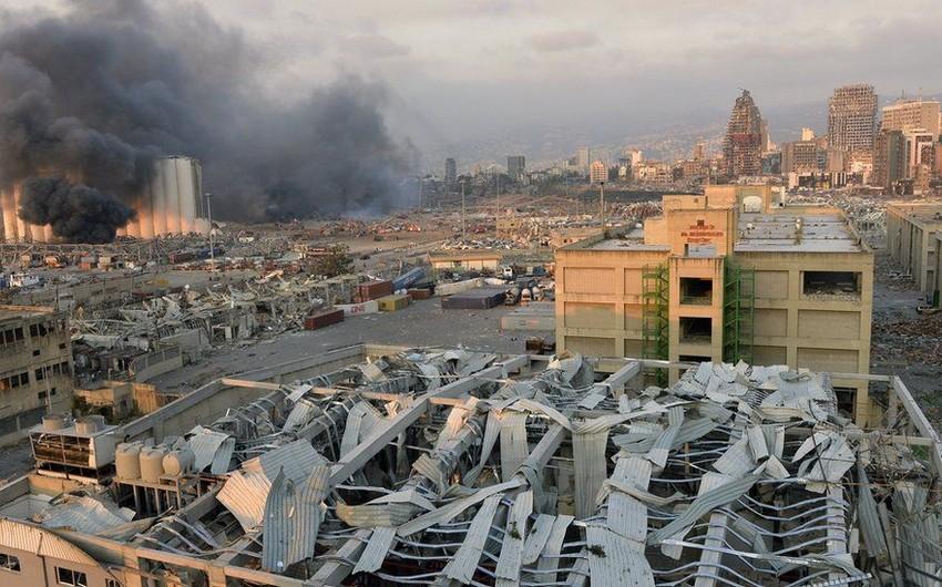 Beyrutda partlayışda ölən ermənilərin sayı artmaqda davam edir