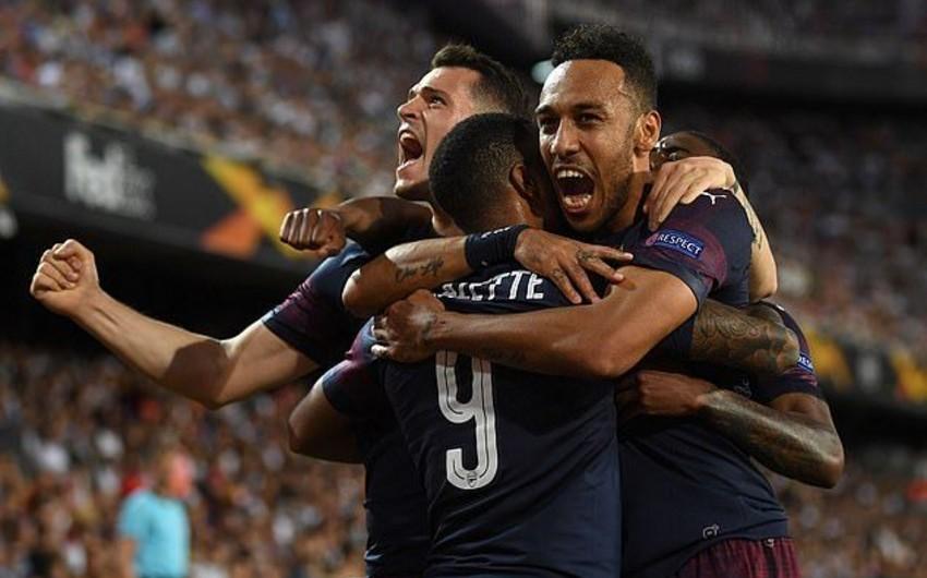 Футболисты Арсенала получат премиальные в случае победы в Лиге Европы