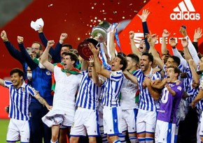 Real Sociedad beat Athletic to claim Copa del Rey