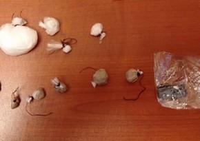 Ağcabədi polisi onlayn narkotik satan şəxsi saxladı