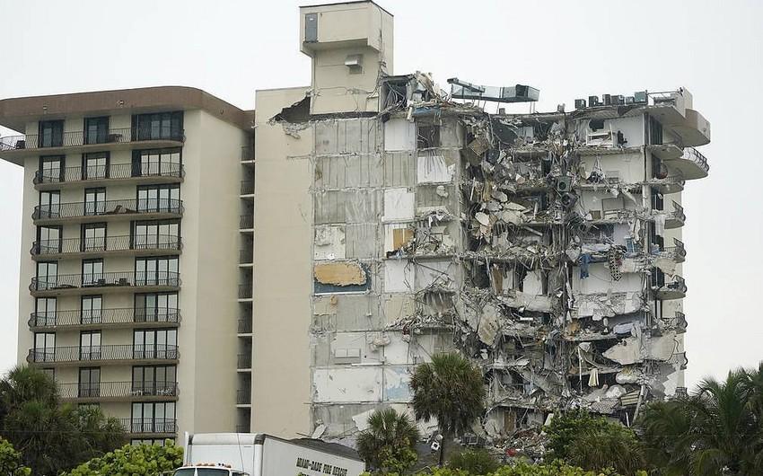 ABŞ-da binanın uçması nəticəsində ölənlərin sayı artıb