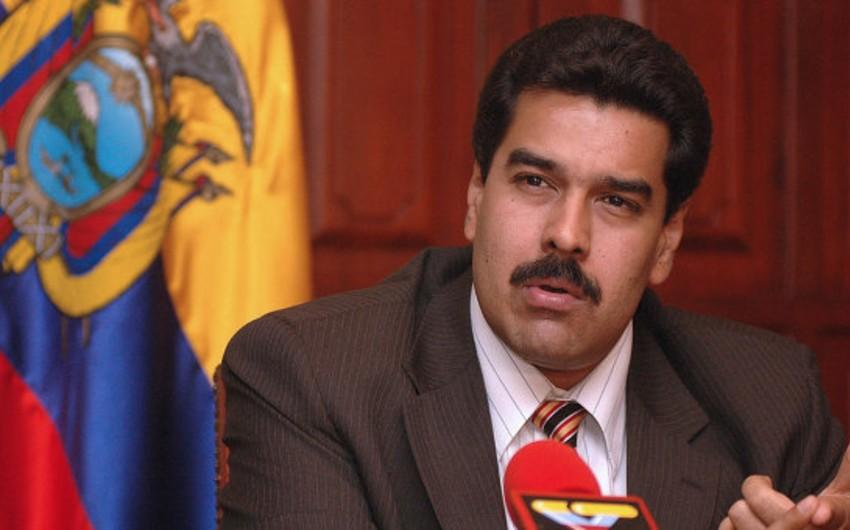 Venesuela Prezidenti: Neftin qiyməti 100 dollar/barel olmalıdır