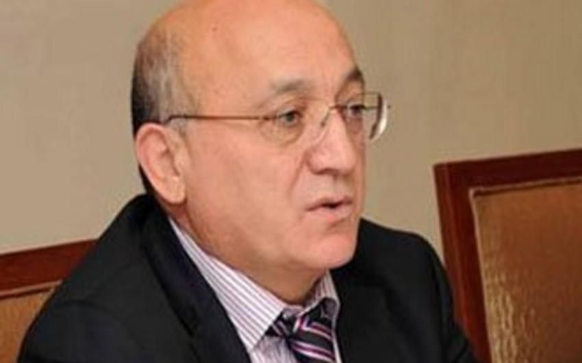 Mübariz Qurbanlı Türkiyə baş nazirinin müşaviri ilə görüşüb