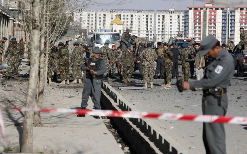Əfqanıstanda partlayış törədilib, azı 10 nəfər ölüb