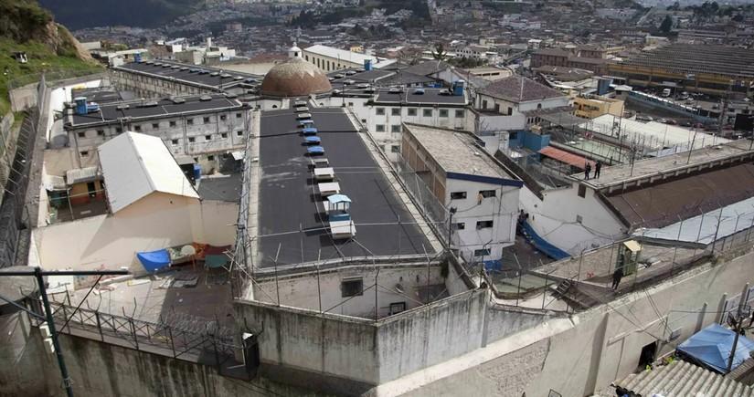Тела заключенных нашли в эквадорской тюрьме