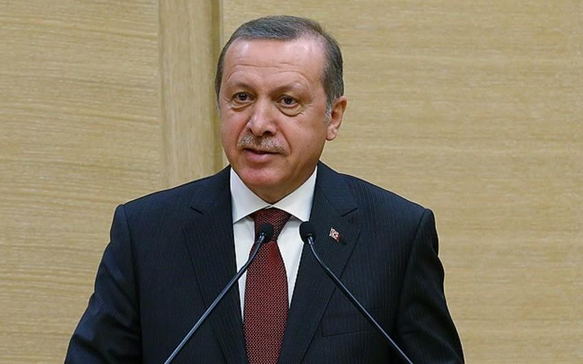 Türkiyə Prezidenti Xocalı soyqırımı ilə əlaqədar Azərbaycan xalqına başsağlığı verib