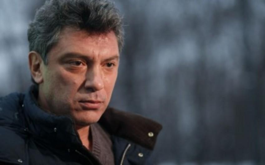 Boris Nemtsovun qətli ilə bağlı istintaqın müddəti uzadılıb