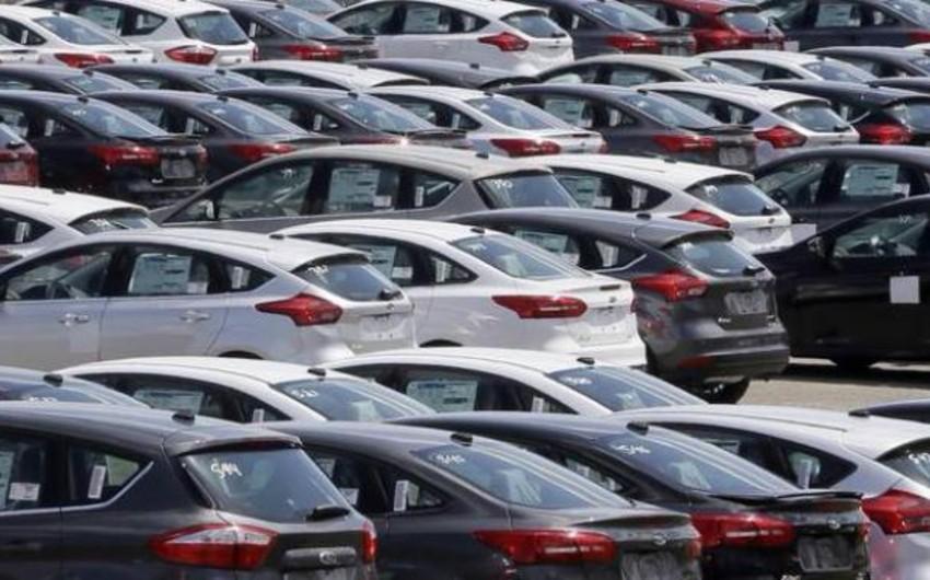 Azərbaycan Gürcüstandan avtomobil idxalını 2 dəfədən çox artırıb