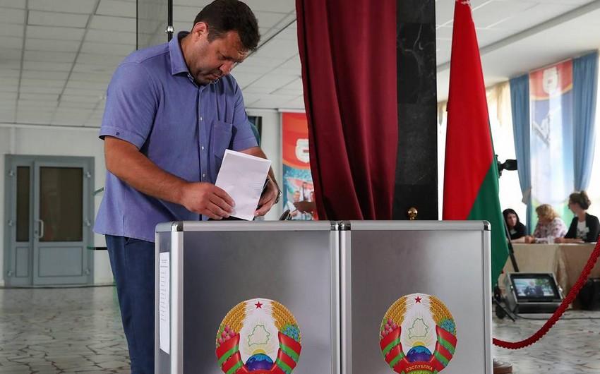 Belarusda prezident seçkiləri başa çatdı
