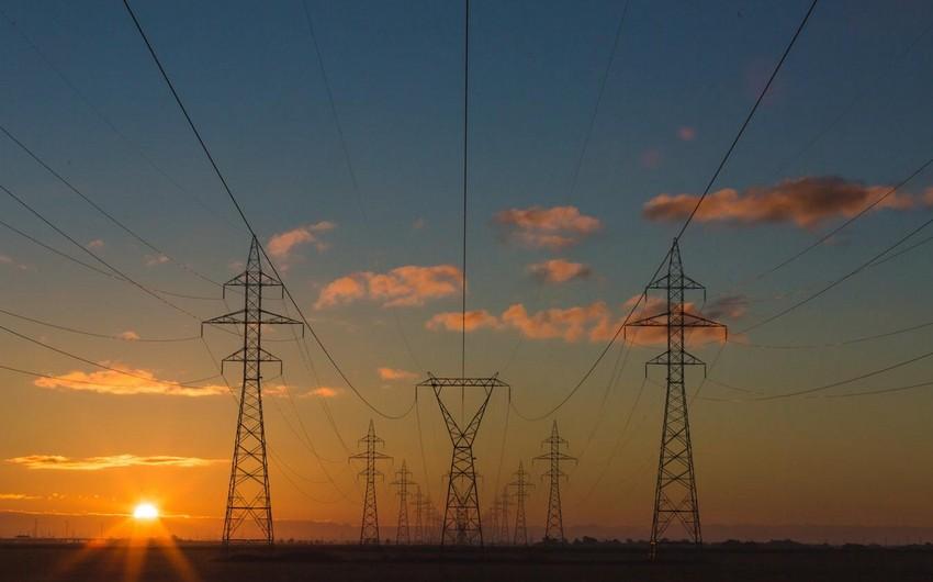 """""""Azərenerji"""" elektrik enerjisi ixracını 2 dəfədən çox artırıb"""