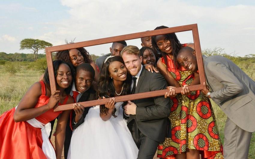 В ЮАР хотят дать женщинам право иметь несколько мужей