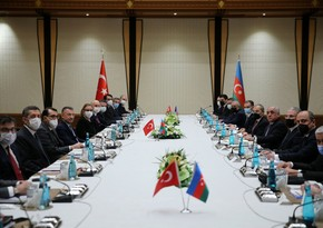 Meeting of Turkish-Azerbaijani Commission on Economic Cooperation starts