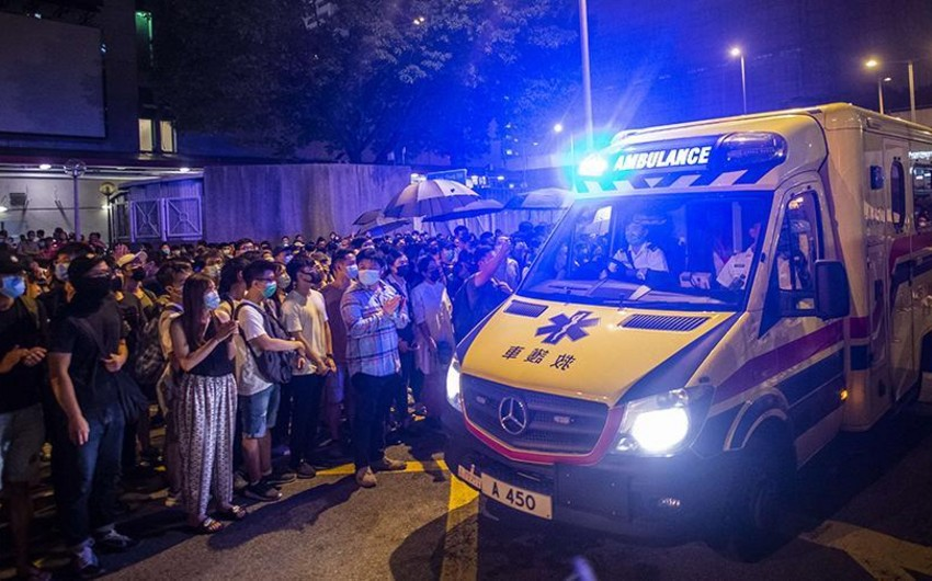 Çində sərnişin avtobusu aşıb, ölənlər və xəsarət alanlar var