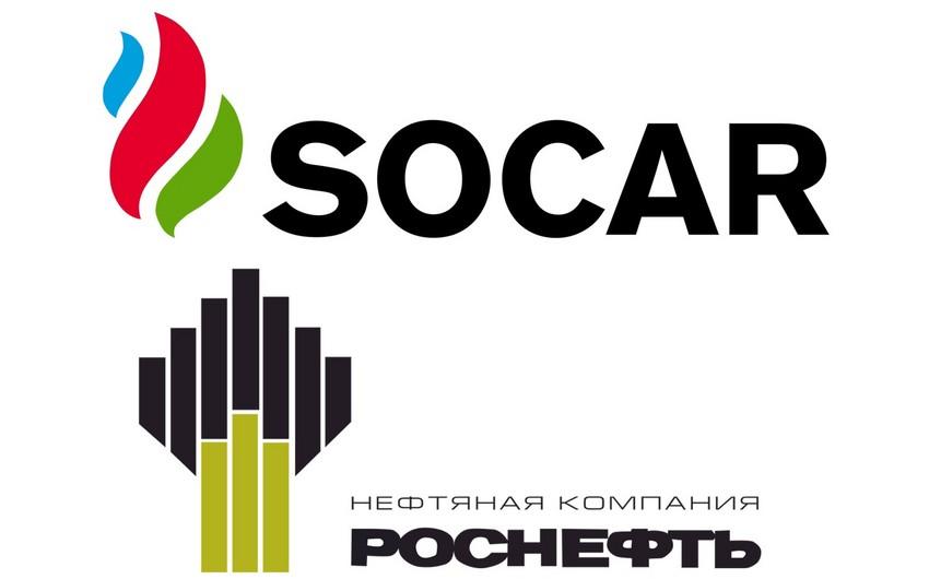 SOCAR və Rosneft arasında SOCAR-ın Türkiyədəki neft emalı zavoduna Rusiya neftinin təchiz olunması haqqında kontrakt imzalanıb
