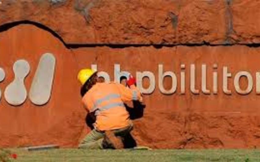 Avstraliyanın mədən şirkəti sərmayələrində 7,2 milyard dollar itirib