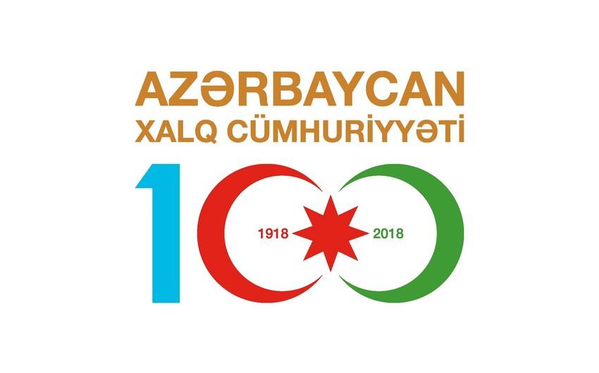 Bu gün Azərbaycan Xalq Cümhuriyyətinin 100 illik yubileyidir