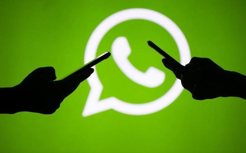 WhatsApp yazışmaları qırmağa imkan verən səhvi aradan qaldırıb
