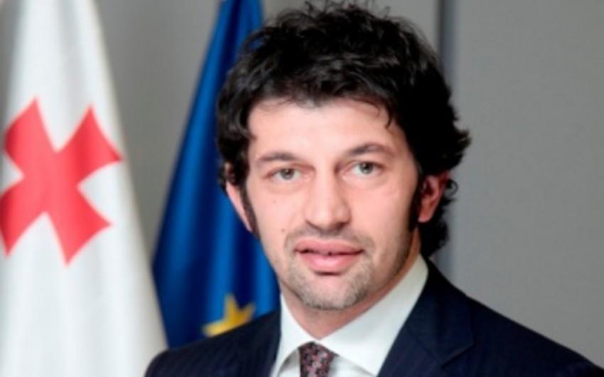 Kaxa Kaladze: Artıq Gürcüstanın Qazpromdan əlavə həcmdə qaz almasına zərurət yoxdur