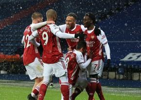 Арсенал одержал третью победу подряд в чемпионате Англии