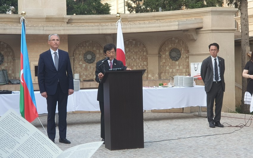 Minister: Tokyo's position on Karabakh is very important to Baku