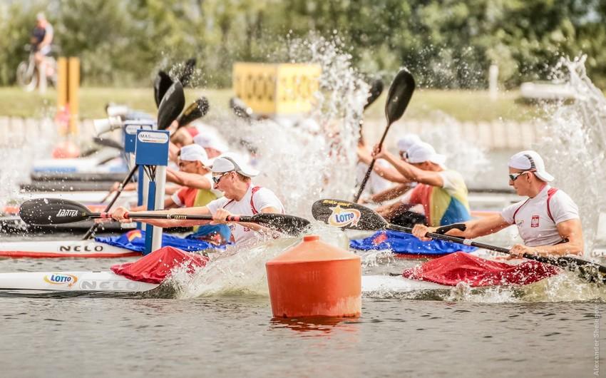 Kayak və kanoe üzrə builki qitə çempionatı II Avropa Oyunlarına lisenziya xarakteri daşıyacaq