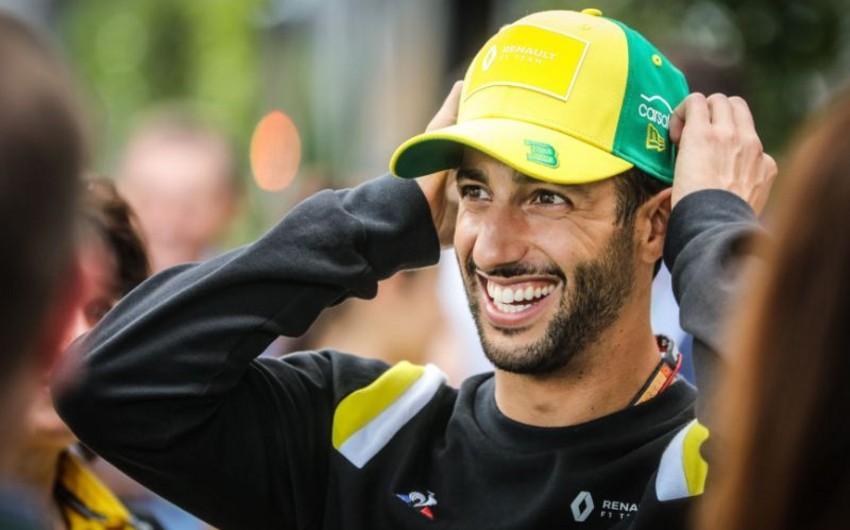 Formula 1: Daniel Rikkardonun maaşı açıqlandı