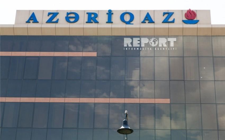 Азеригаз: Серьезных проблем с подачей газа нет