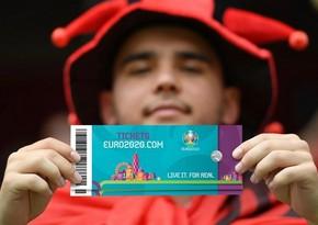 AVRO-2020: UEFA-dan biletlərlə bağlı açıqlama