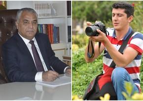 İcra başçısı jurnalisti məhkəməyə verib