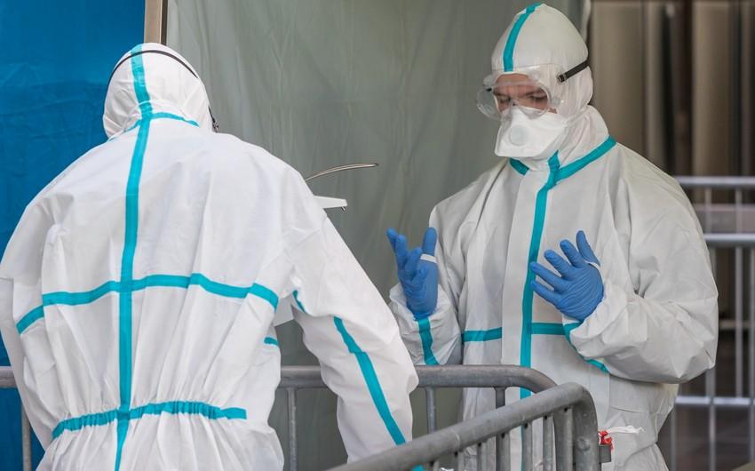 Hindistanda son sutkada koronavirusa 300 minə yaxın yoluxma halı qeydə alınıb