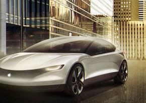 """""""Apple"""" """"Hyundai"""" ilə birgə elektromobil istehsal edəcək"""