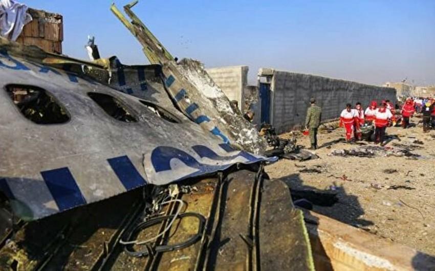 В Украине назвали основные версии крушения самолета в Иране