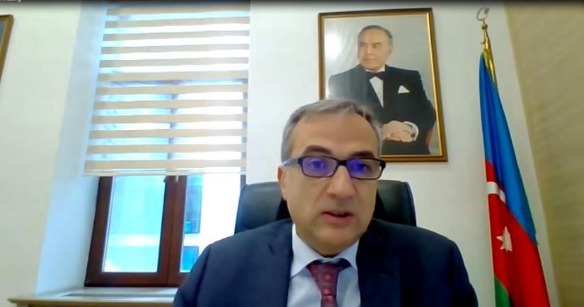 Fərid Şəfiyev: Ermənistanda hakim konsepsiya etnosentrizm, ksenofobiya və millətçilikdir