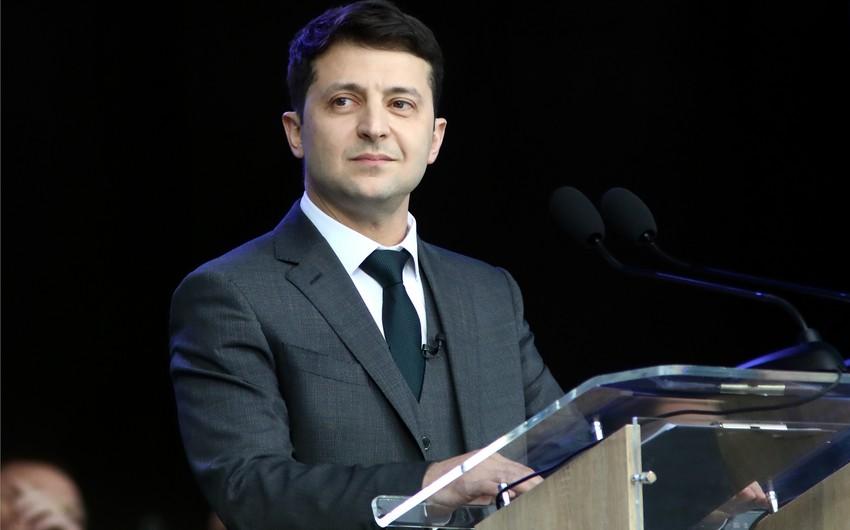 Ukrayna prezidenti BMT-ni diriltməyi təklif edib