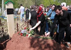 В Казани похоронили всех девятерых погибших при стрельбе в школе