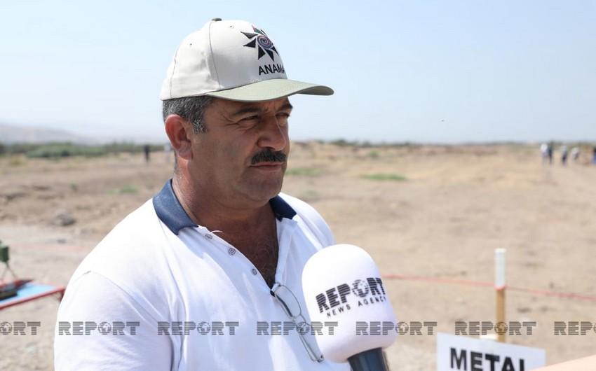 ANAMA: Cocuq Mərcanlı dəmiryolu boyunca uzanan sahədə 1360 mina zərərsizləşdirilib