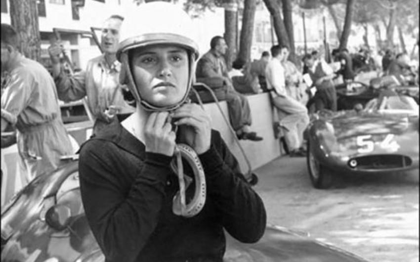 Formula 1in ilk qadın pilotu vəfat edib