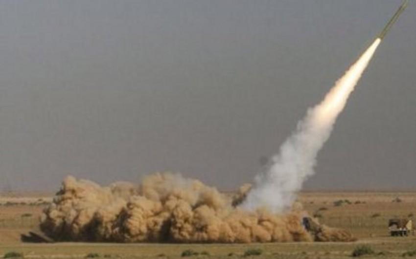Yəmən ərazisində ballistik raket vurulub