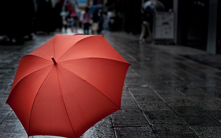 Tomorrow Baku will be rainy, hail predicted in some regions