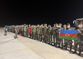 Azərbaycan yanğınsöndürənləri Türkiyəyə çatıblar