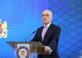 Gürcüstanın XİN başçısı Türkiyəyə başsağlığı verib