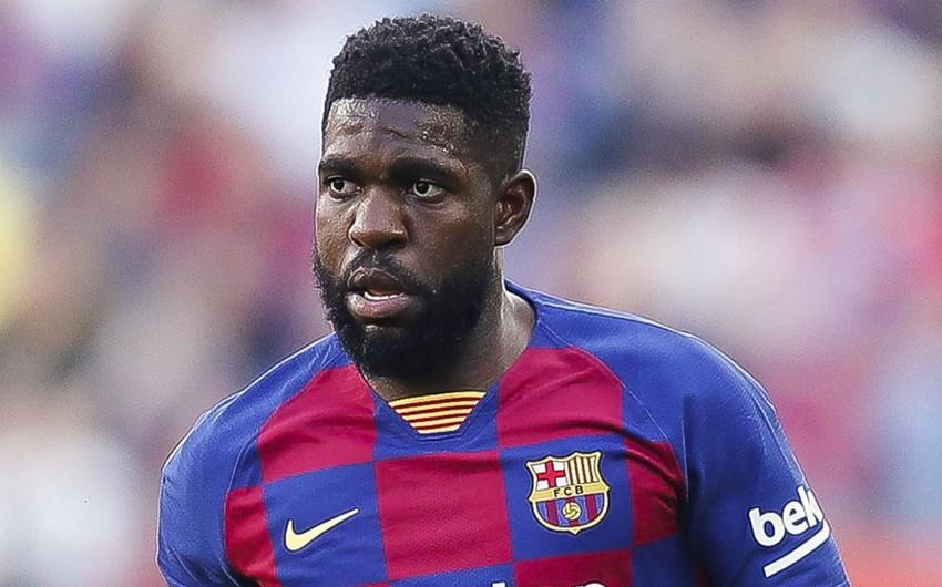 Barselonanın futbolçusu koronavirusa yoluxdu