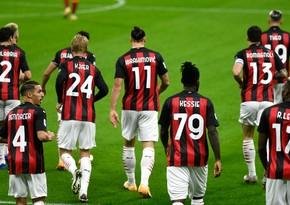 Milanın 2 futbolçusu Yuventusla oyun öncəsi koronavirusa yoluxdu