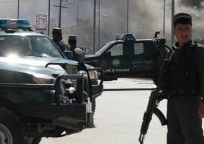 Əfqanıstanda polis idarəsinin yaxınlığında partlayış olub, 4 nəfər ölüb