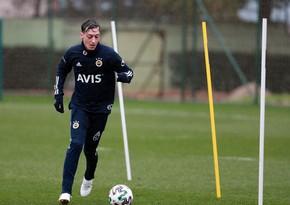 Mesut Özil: Çempion olacağımıza inanıram