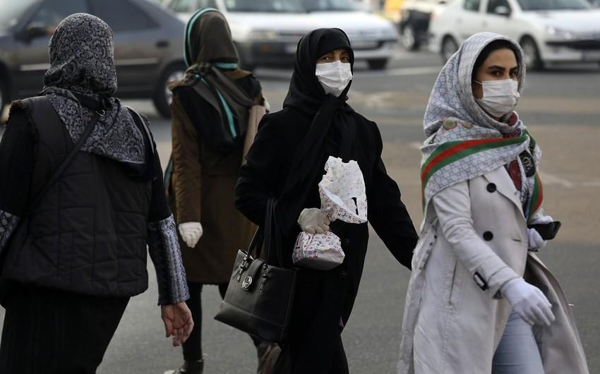 İranda koronavirusdan ölənlərin sayı 124-ə çatdı